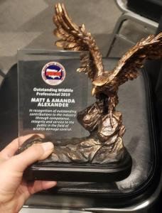 outstanding wildlife company award atlanta